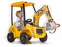 FEBER- Super Digger Battery Excavator para niños y niñas de ...