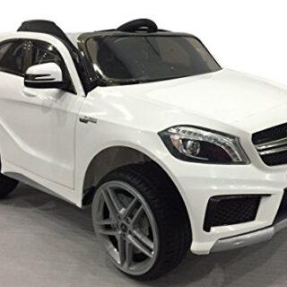 RIRICAR Mercedes-Benz A45 AMG, Blanco, Licencia original, Alimentos ...