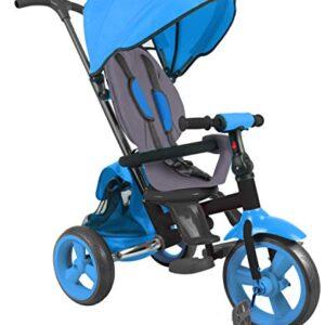 DV Baby Evolutionary Tricycle Triciclo plegable con asiento giratorio 360 ...