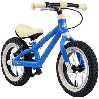 BIKESTAR Balance Bike para niños y niñas de 3-4 años | Bicicleta con ...