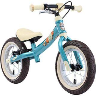 BIKESTAR Bicicleta 2 en 1 sin pedales para niños y niñas de 3 a 4 años | Bi...