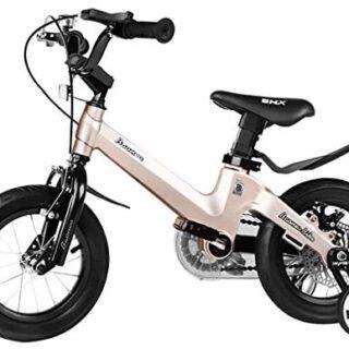 Bicicleta TOOSD Bicicleta de aleación de magnesio para niños 3-5-6-10-12 ...