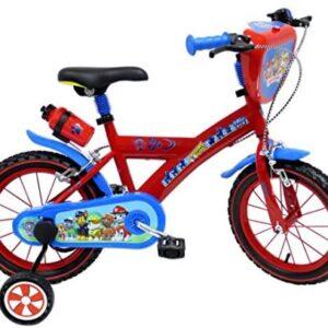 Bicicleta mar-roc 14 Paw Patrol SCX1 25/286