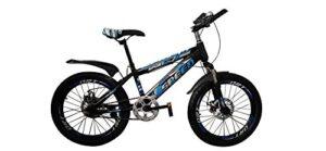 Bicicleta para niños con marco de acero para niños y niñas, 20 pulgadas, ...