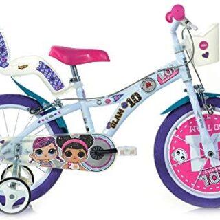 Dino Bikes - LOL Sorpresa! Bicicletta 16 Pollici