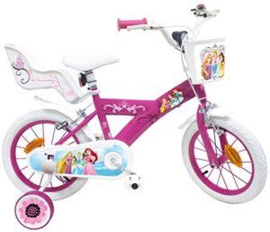 "EDEN-BIKES Bicicleta para niños Princess Disney, 14 """