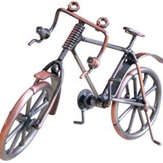 Love Forgotten Antique Bicycle Model Metal Craft Decoración del hogar ...