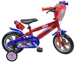 """Spiderman 65DI050 - Bicicleta para niños de 12 """""""