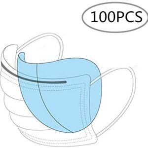Almohadillas desechables de 100 piezas con almohadillas ...