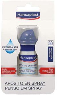 Apósito desinfectante en spray Hansaplast - 32.5 ml