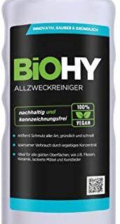 Biohy - Limpiador multiuso, limpiador de alcohol, limpiador universal ...