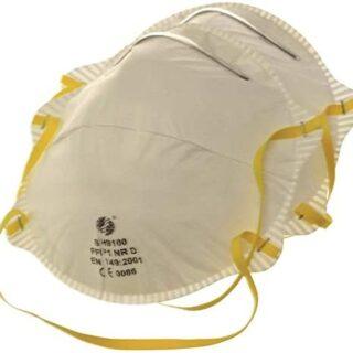 Conjunto de 3 máscaras respiratorias FFP1 - Máscara respiratoria premium ...