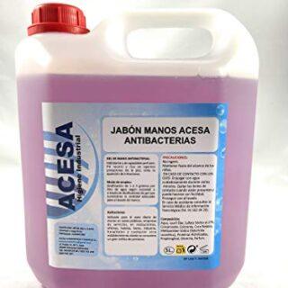 Dermoprotector de jabón hidratante antibacteriano concentrado para manos ...