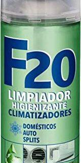 Desinfectante de aire acondicionado Faren 991003, translúcido