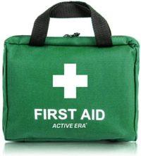 El kit de primeros auxilios Body Source de 90 piezas con hielo, ...