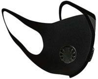 Máscara Greatlizard con válvula respiratoria reutilizable con filtro ...