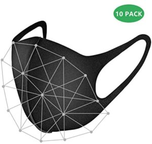 Máscara de protección respiratoria para KN95 / F95 / N95, mascarilla ...