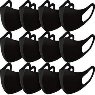 Máscara facial antipolvo, 12 máscaras faciales antipolución, Reut ...