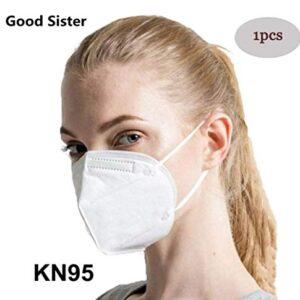 Máscaras N95, máscaras desechables Protección de 5 capas reutilizable ...