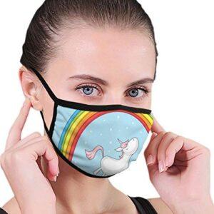 Máscaras de algodón Architd con diseño Unicornio, diseño Unic ...