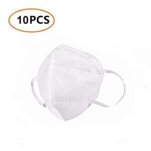 10PCS Protección respiratoria Mαscarillαs para KN / 95, Máscara facial ...
