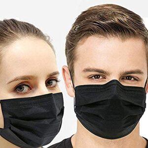 50 unidades desechables con 4 capas de protección contra el polvo con ...
