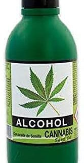 ALCOHOL CANNABIS 250 ML