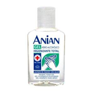 "Anian Hidro-Alcohã ""Lico Gel desinfectante para manos 100 ml - 100 ml"