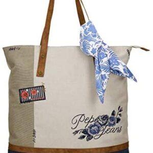 Bolso shopper Pepe Jeans Aroa