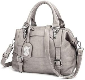 Bolsos retro para mujer Lady Tote Bag, JOSEKO Leather Shoulder Bag ...