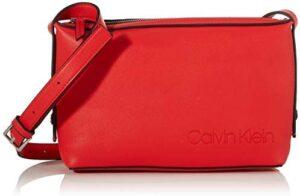 Calvin Klein Attached Ew Xbody - Bolsos cruzados de mujer