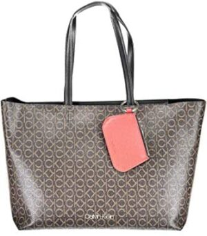 Calvin Klein Ck Must F19 Med Shopper - Bolsos cruzados para mujer