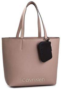 Calvin Klein Ck Must Med Shopper - Bolsas de mano para mujer