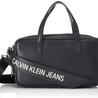 Calvin Klein Ckj Banner Medium Duffle - Bolsos maletín Mujer