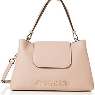Calvin Klein Dressed Up Top Handle - Maletín Bolsos Mujer