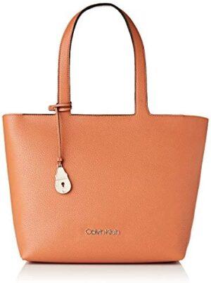 Calvin Klein Neat Shopper Md - Shoppers y bolsos de hombro Mujer