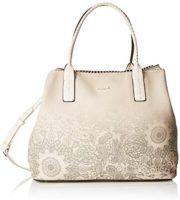 Desigual Bag Double Gin_holbox Mujer Shoppers y bandoleras Mujer