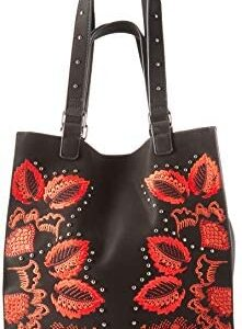 Desigual Bag Gemini Colorado, Bolso de hombro para Mujer