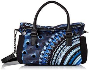 Desigual Blue Friend Loverty Blue Indigo Bolso para Mujer