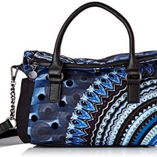 Desigual Blue Friend Loverty Blue Indigo Bolso para Mujer