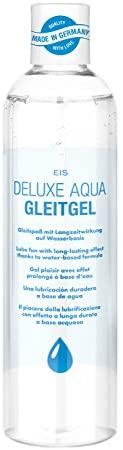 EIS, Deluxe Aqua Lubricant, efecto a base de agua de larga duración, ...