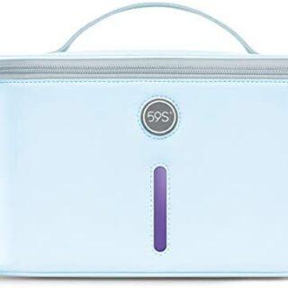 Esterilizador UV, bolsa desinfectante compacta para máscaras, teléfono ...