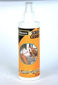 Fellowes 99718 - Spray de limpiador de pantalla de computadora, lap ...