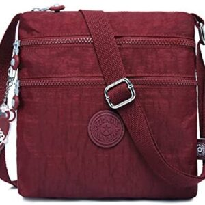 Foino Fashion Bag Crossbody Bag Mujer Bolsos de viaje Mochilas escolares ...