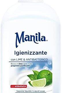 Jabón Líquido Desinfectante Manila - 500 ml