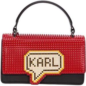 Karl Lagerfeld MANGO SUPERIOR PEQUEÑO PIXEL