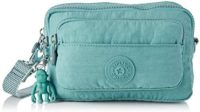 Kipling - Múltiple, bolsos de hombro para mujer, azul (Aqua Frost), 20x13x7 ...