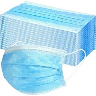 Kuyao 10/20/50/100/200 Piezas desechables 3 capas - Máscara Transpir ...