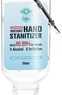 LAOJIA G-el para manos, tamaño de viaje, hidratante