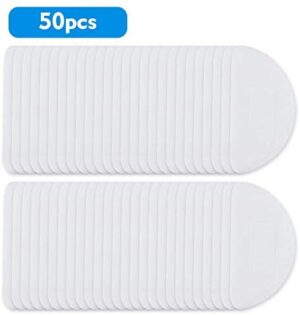 Lixada1 50Pcs Desechables Mas-Veneers Filter Pad 3 Capas F ...